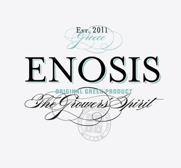 enosis mastiha bottle